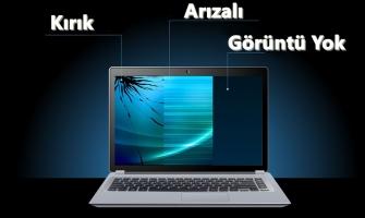 Dizüstü Bilgisayar Ekran Genel Sorunları