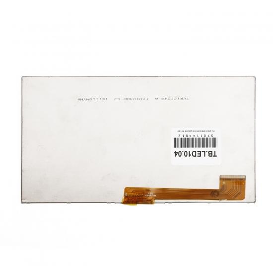 10.1 Probook PRBT131 Lcd İç Ekran HD