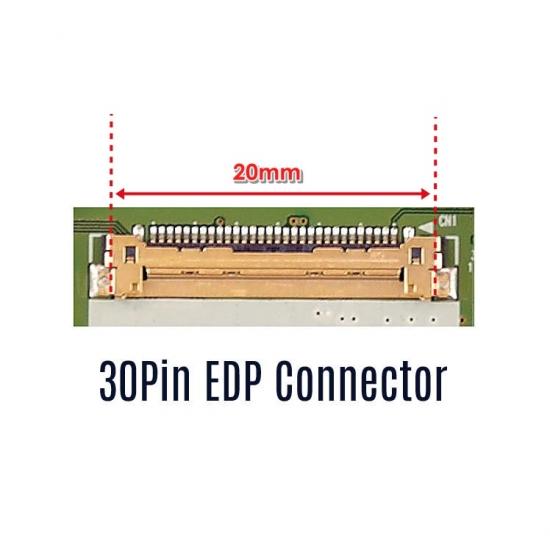 13.3 Slim LED 30 Pin Asus UX310 Uyumlu Ekran