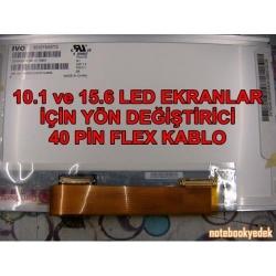 40Pin Led Ekranlar İçin Uzatma Kablosu (15.6)