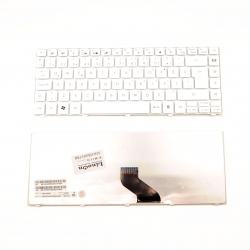 Acer Aspire 3810 NM98 Uyumlu Klavye Beyaz