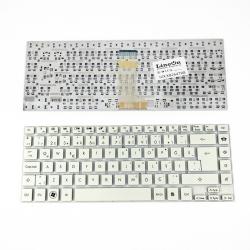 Acer E1-472 Uyumlu Nb Klavyesi Beyaz