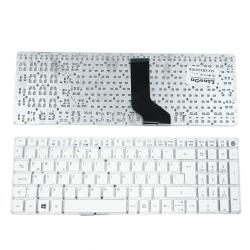Acer E5-722 Uyumlu Klavye Türkçe Beyaz