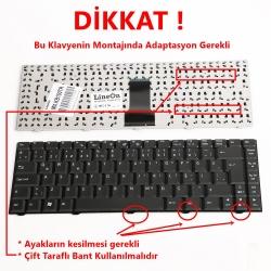 Acer Emachines D720 D725 D520 Uyumlu Klavye