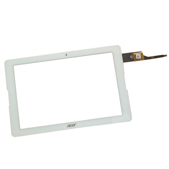 Acer Iconia One B3-A20 Dokunmatik Panel Ön Cam Beyaz