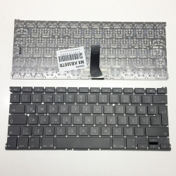 Apple A1369 Klavye Siyah Türkçe