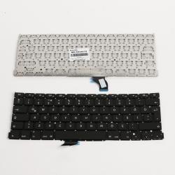 Apple Macbook  a1502 Klavye Siyah Türkçe