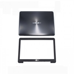 ASUS K555 Cover Kapak Plastik + Çerçeve Bezel