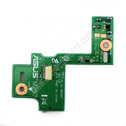ASUS N53s Dc Power Jack Soket Board Komple