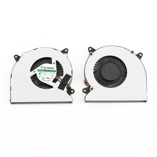 ASUS N550JV N550JV-DB71 N550JV-DB72T CPU İşlemci Fan
