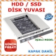 DVD - HDD KIZAK 9.5mm Slim
