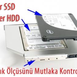 LineOn Notebook DVD - HDD Kızak 12.7mm