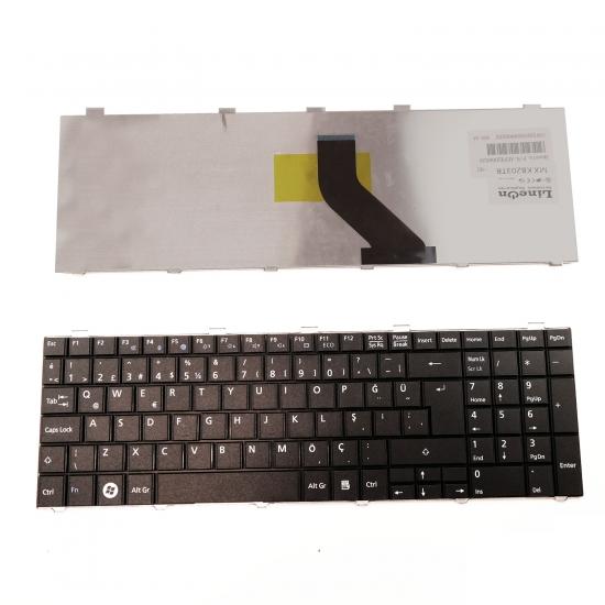FUJITSU Lifebook A530 Laptop Klavye Türkçe
