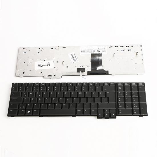 HP Elitebook 8730w Laptop Klavye Türkçe
