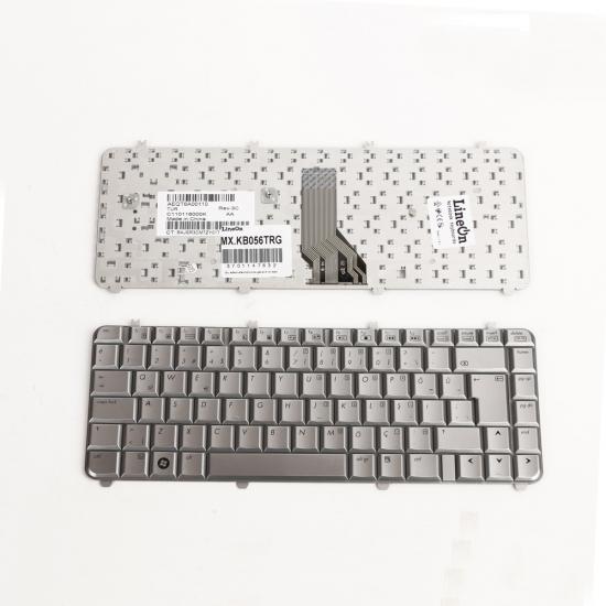 HP Pavilion DV5-1094XX Laptop Klavye Gümüş Türkçe