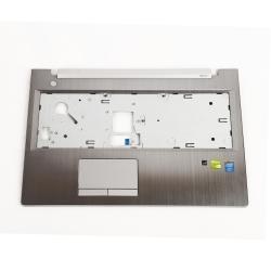 Lenovo G50-70 Uyumlu Notebook Üst Kasa Gümüş