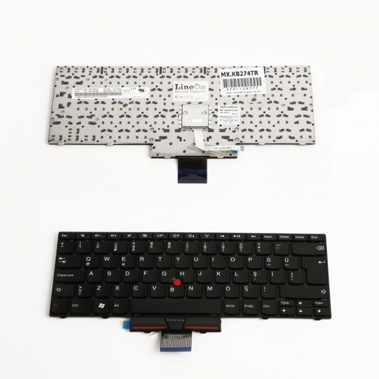 Lenovo IBM Edge E30 Klavye Siyah
