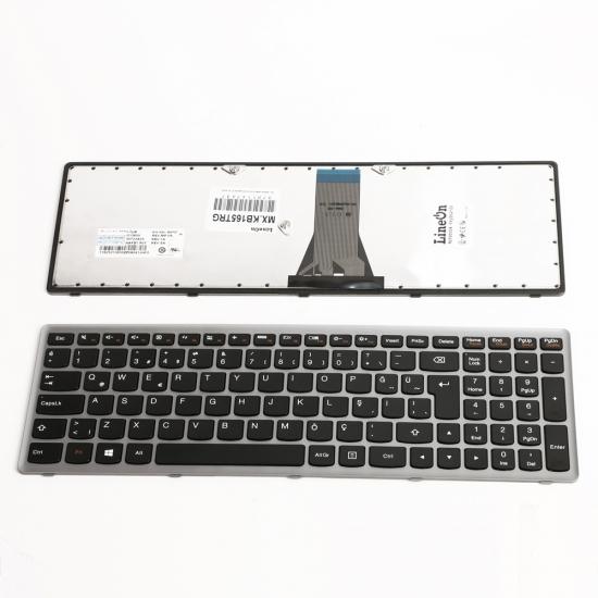 Lenovo Ideapad Flex 15 Gri Çerçeveli Klavye