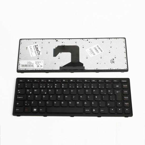Lenovo S400 Klavye Siyah
