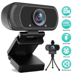 Matrix PC Usb Webcam 1080p