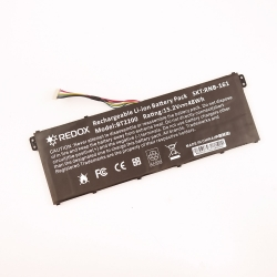 Redox Acer AC14B8K Uyumlu Notebook Batarya Pil