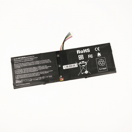Acer Aspire V7-582 Notebook Batarya Pil