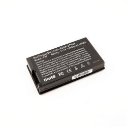 Redox Asus F80, F81, F83, X61, X82, X85, X88 Uyumlu Notebook Batarya